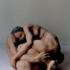 Genesi, terracotta policroma