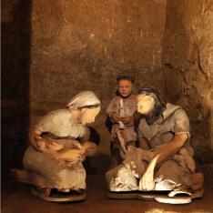 Natività nella grotta - Santarcangelo, 2009